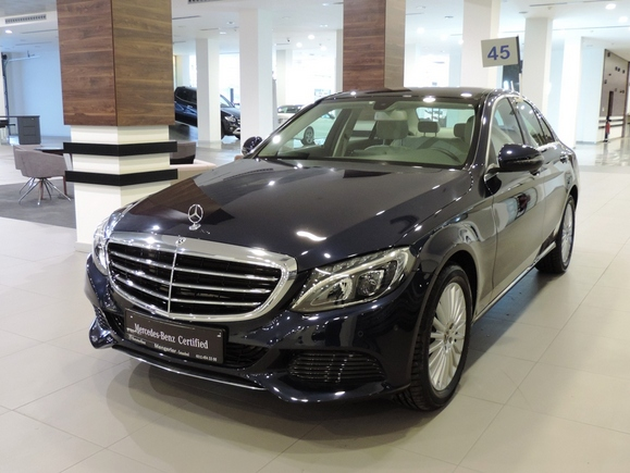 Mercedes-Benz C-Serisi 200 BLUETEC EXCLUSIVE