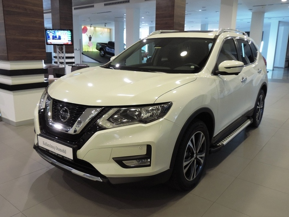 Nissan X-Traıl 1.6 DCI DESING PACK AT
