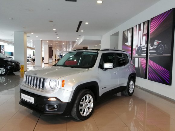 Jeep Renegade LİMİTED 1.6 MJET