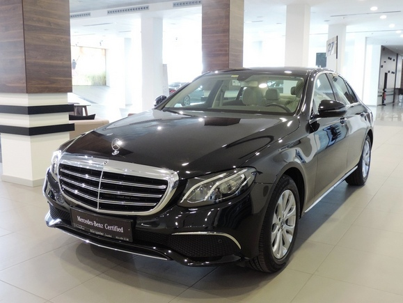 Mercedes-Benz E-Serisi 180 EXCLUSIVE